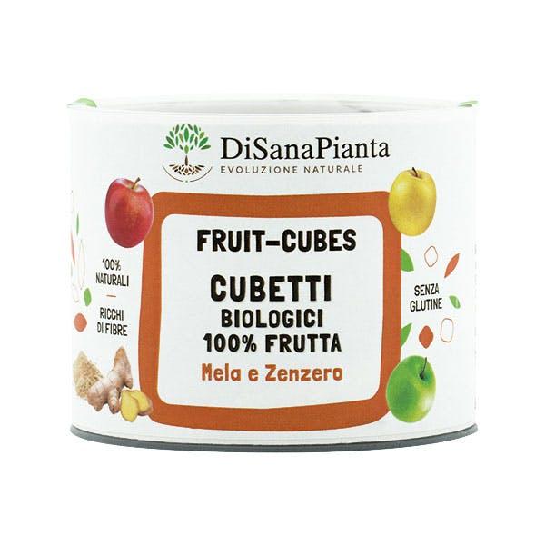 FRUIT CUBES MELA E ZENZERO 30G