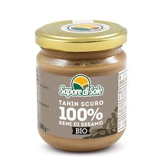 100% Crema Sesamo Integrale - Tahin Scuro