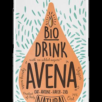 Bevanda avena vegetale Bio 6 x 1 l