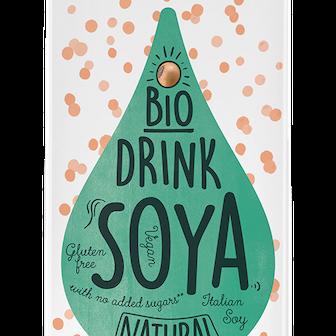 Bevanda vegetale di Soia bio 6 x 1 L