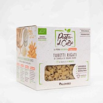 Tubetti Rigati- Pasta Fermentata 400g