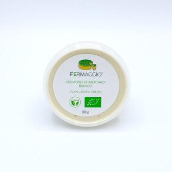 Cremoso di anacardi Bianco Bio 180g