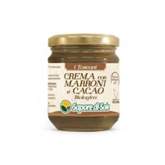 Crema Con Marroni E Cacao