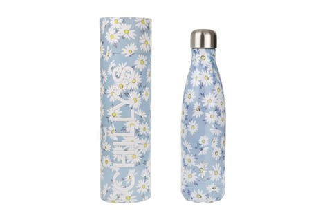 Bottiglia termica CHILLY'S floral daisy 500ml