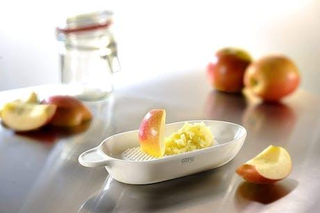 Gefu Fruttare grattugia mela in porcellana