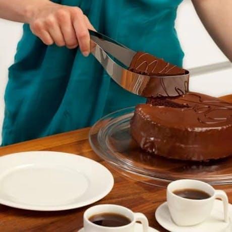Cake server acciaio Magisso