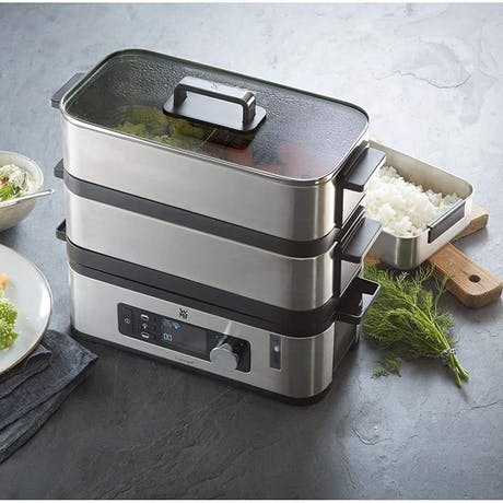 Wmf Vaporiera elettrica kitchen minis