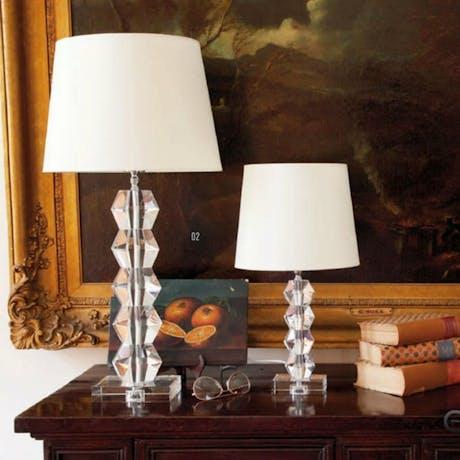Eloise lampada in cristallo cm. 70 Andrea Fontebasso Tognana