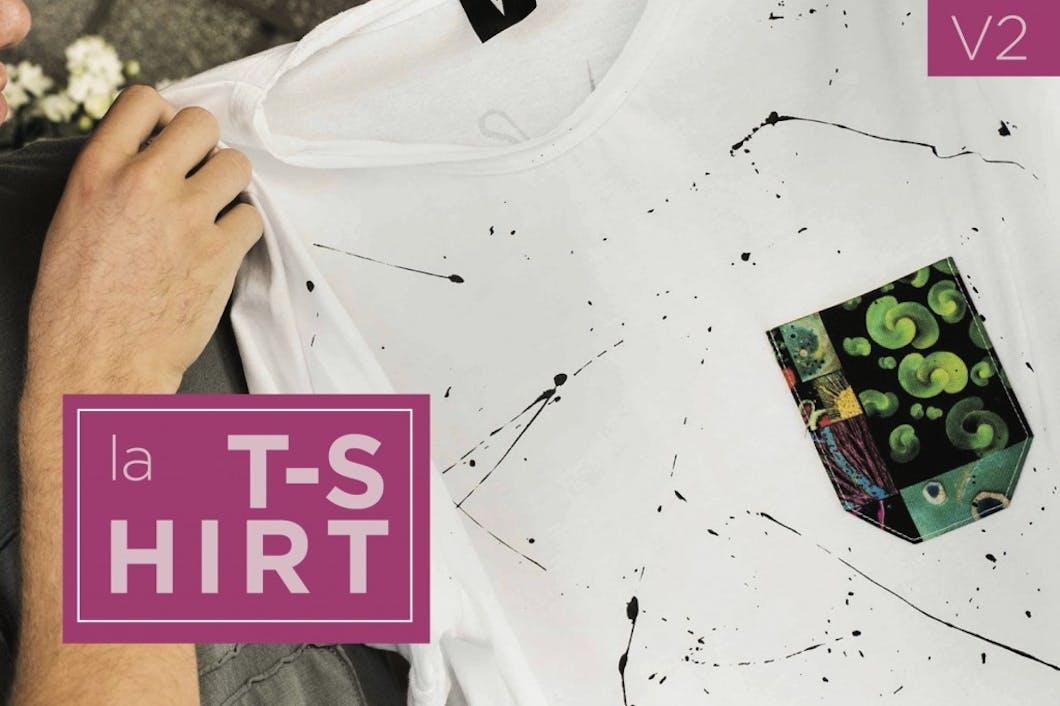 Le t-shirt V2
