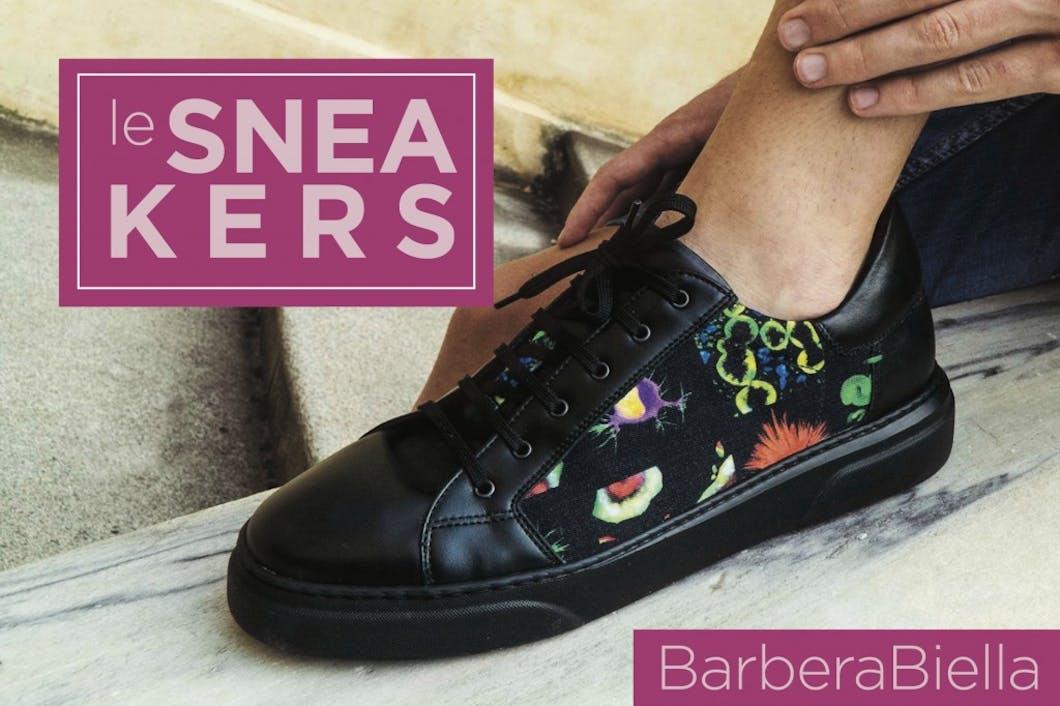Le sneakers Barbera Biella