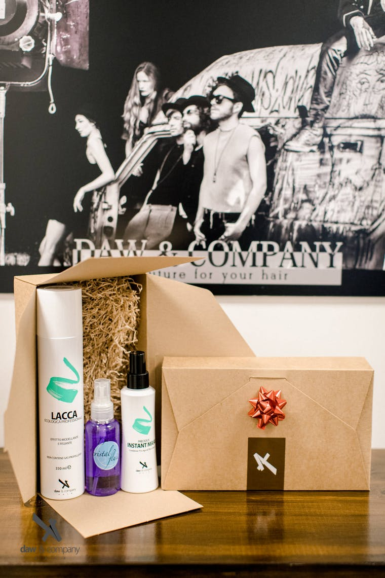 Styling Christmas Pacco Regalo