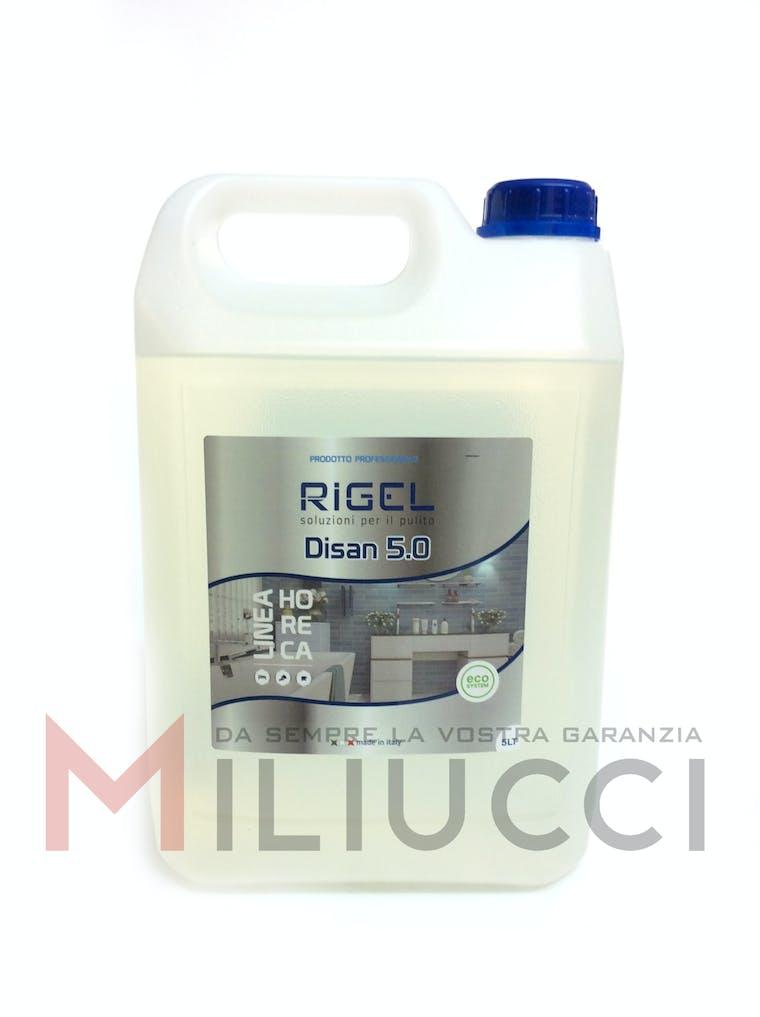 Detergente a prolungata azione deodorante e sanitizzante - 5 lt