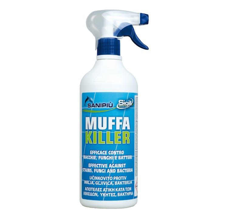 SPRAY ANTIMUFFA - MUFFA KILLER - 750 ml