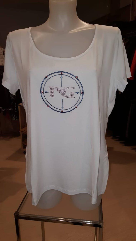 T-shirt Bianco Ng
