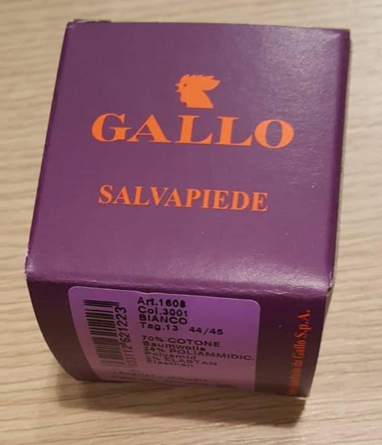 Salva Piede Gallo