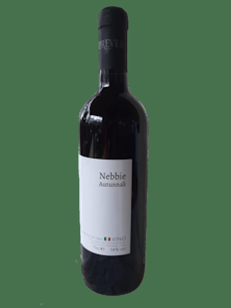 Nebbie Autunnali 2016 - Cassa in legno OMAGGIO, ogni 6 bottiglie