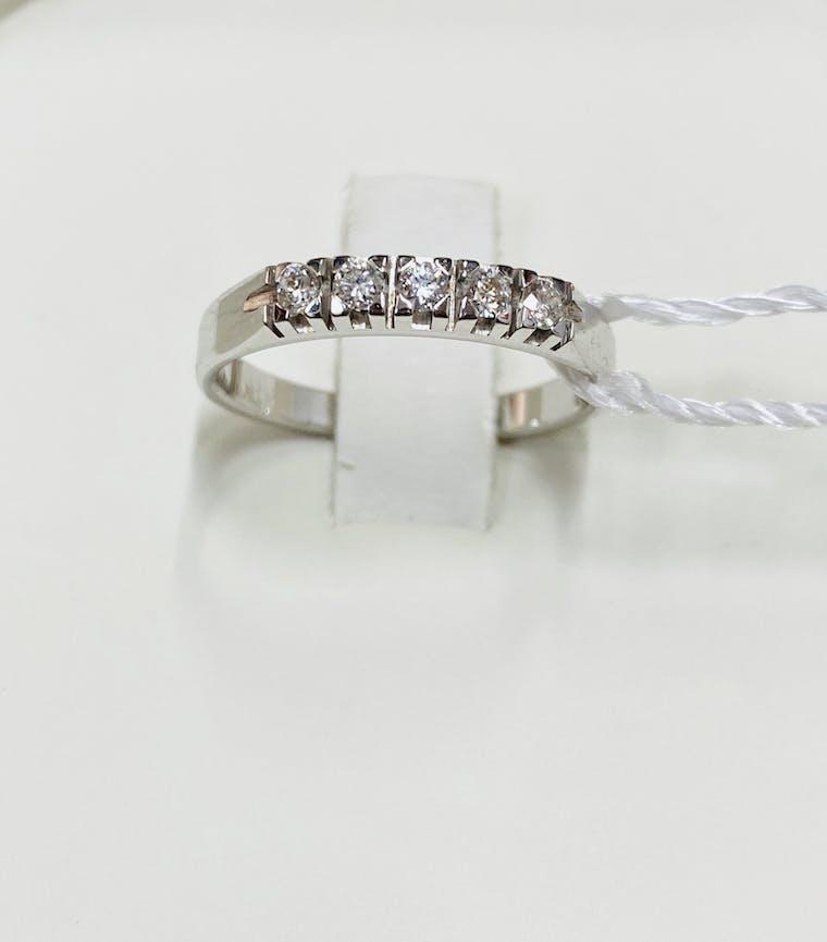 Veretta Promesse con diamanti