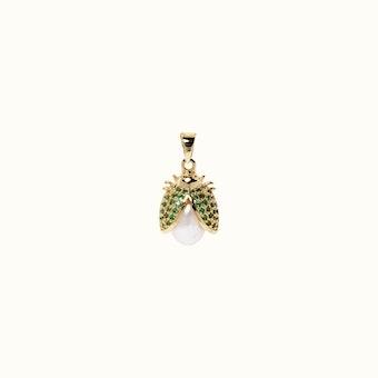 Alice Ladybug Necklace