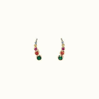 Alexandrina Rainbow Earrings