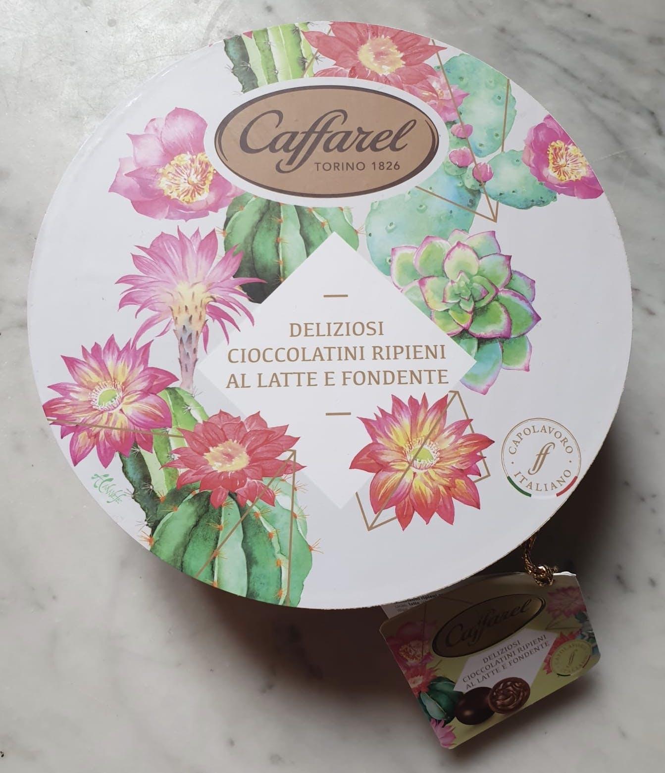 Scatola di cioccolatini ripieni