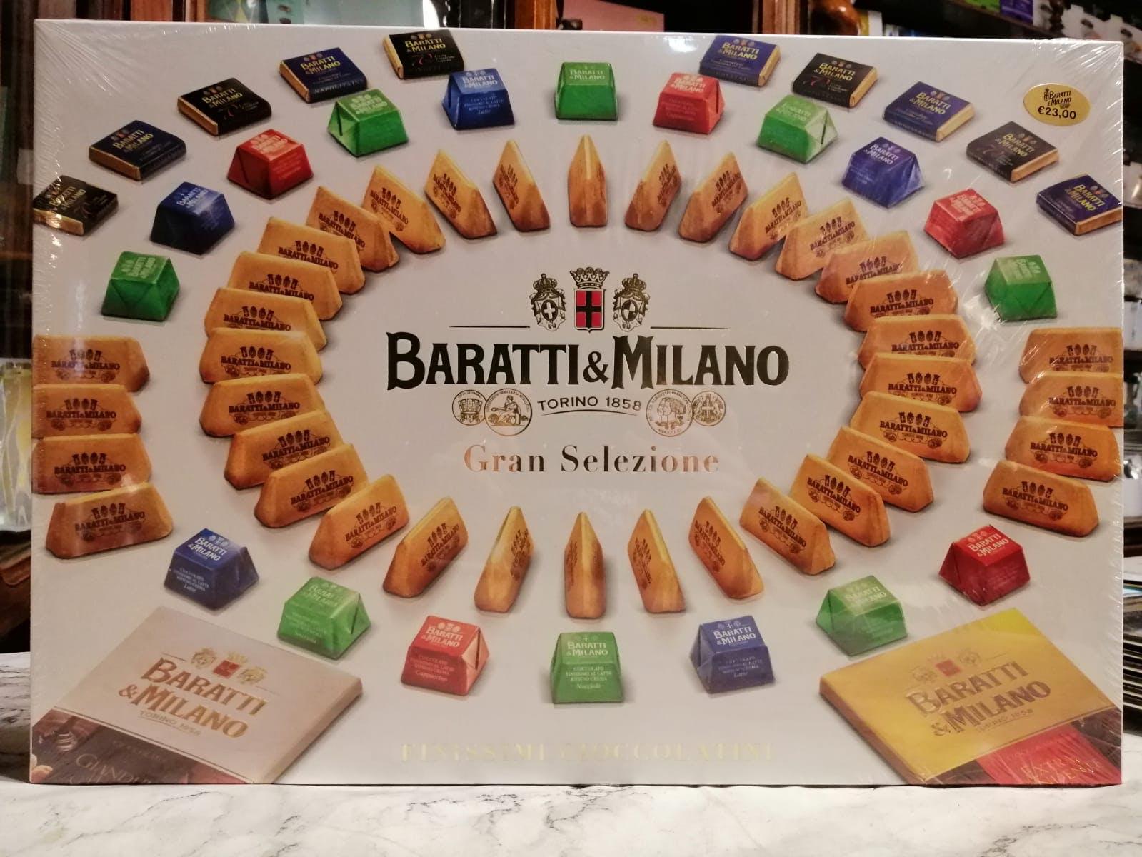 Baratti&Milano, Gran Selezione