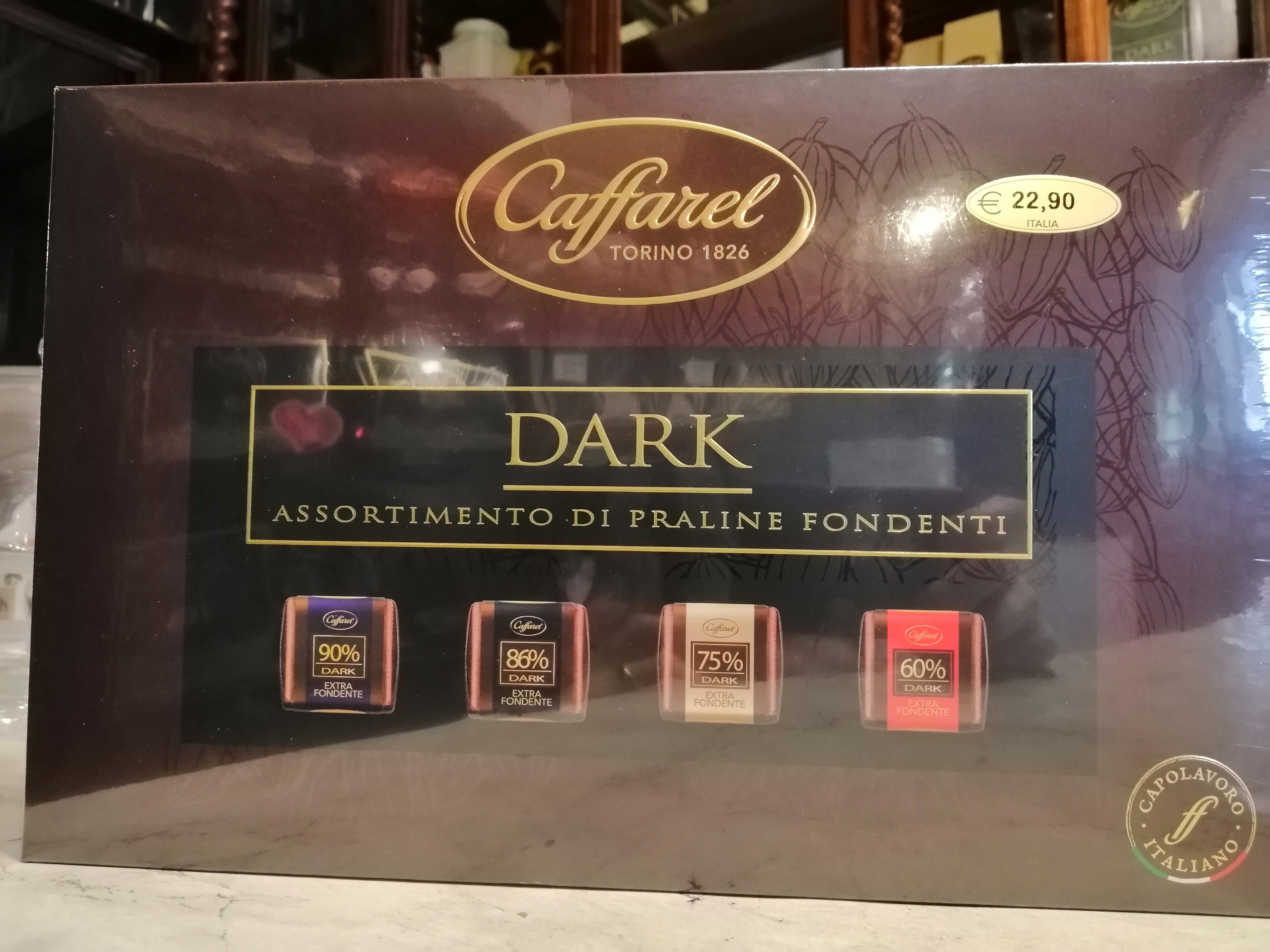 Caffarel, Dark