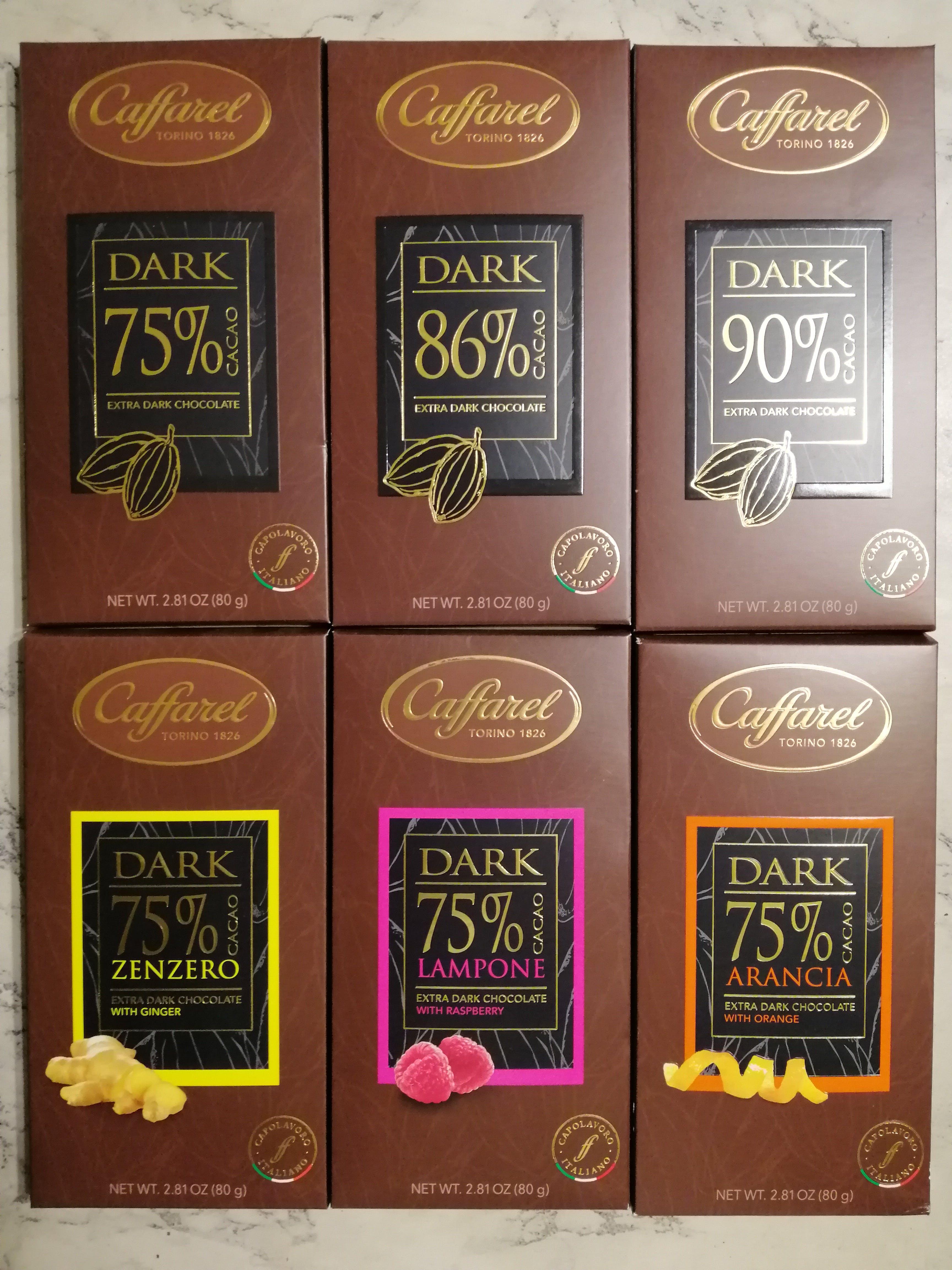 Caffarel, Tavoletta Dark 75%