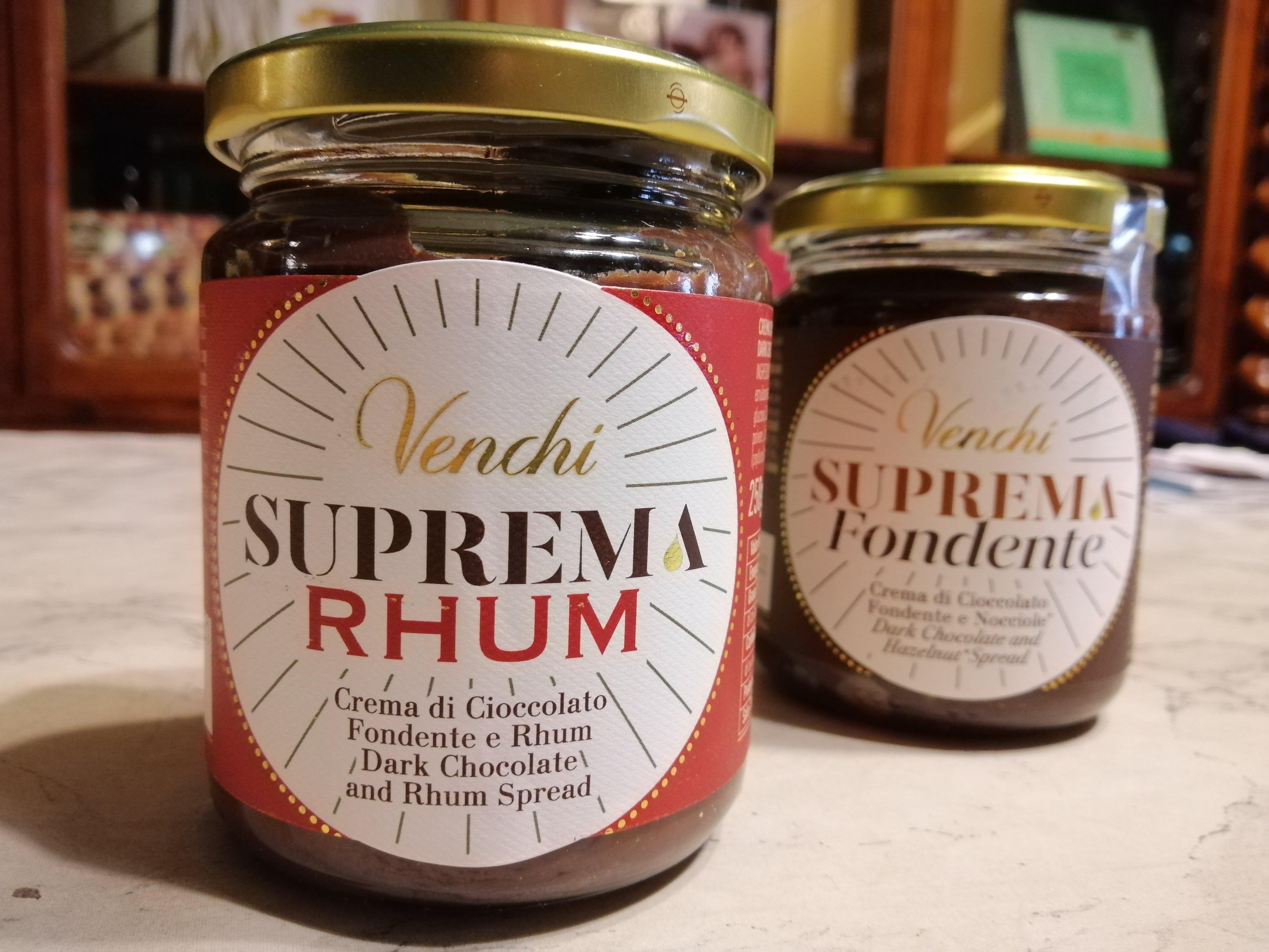 Venchi, Suprema Rhum