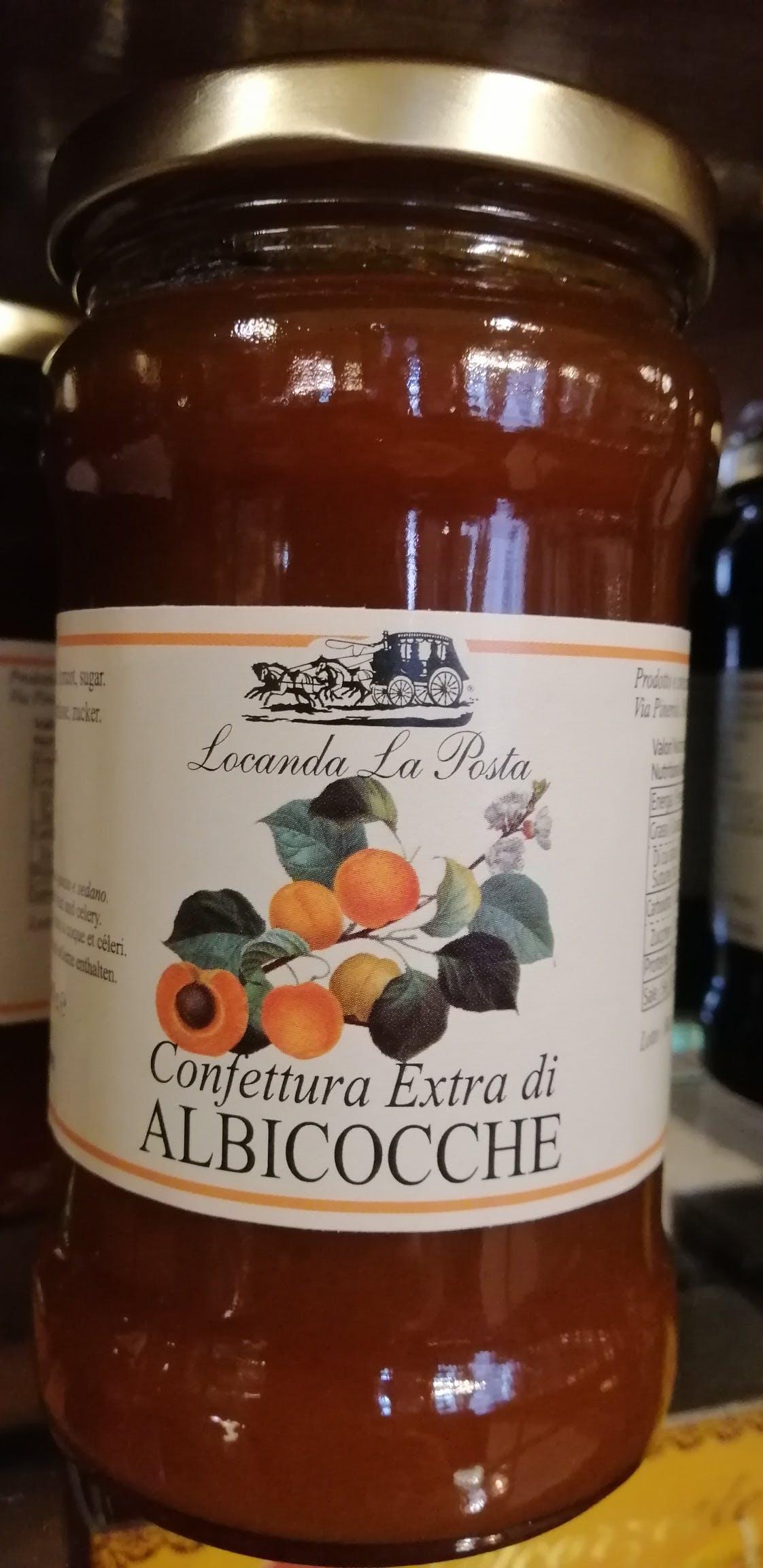 Albicocche, Confettura extra