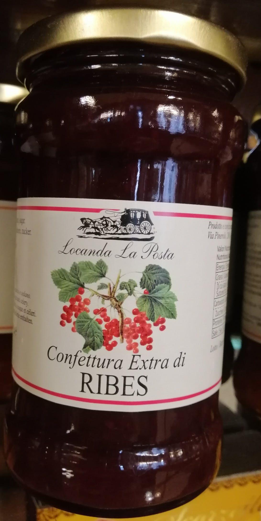 Ribes, Confettura extra