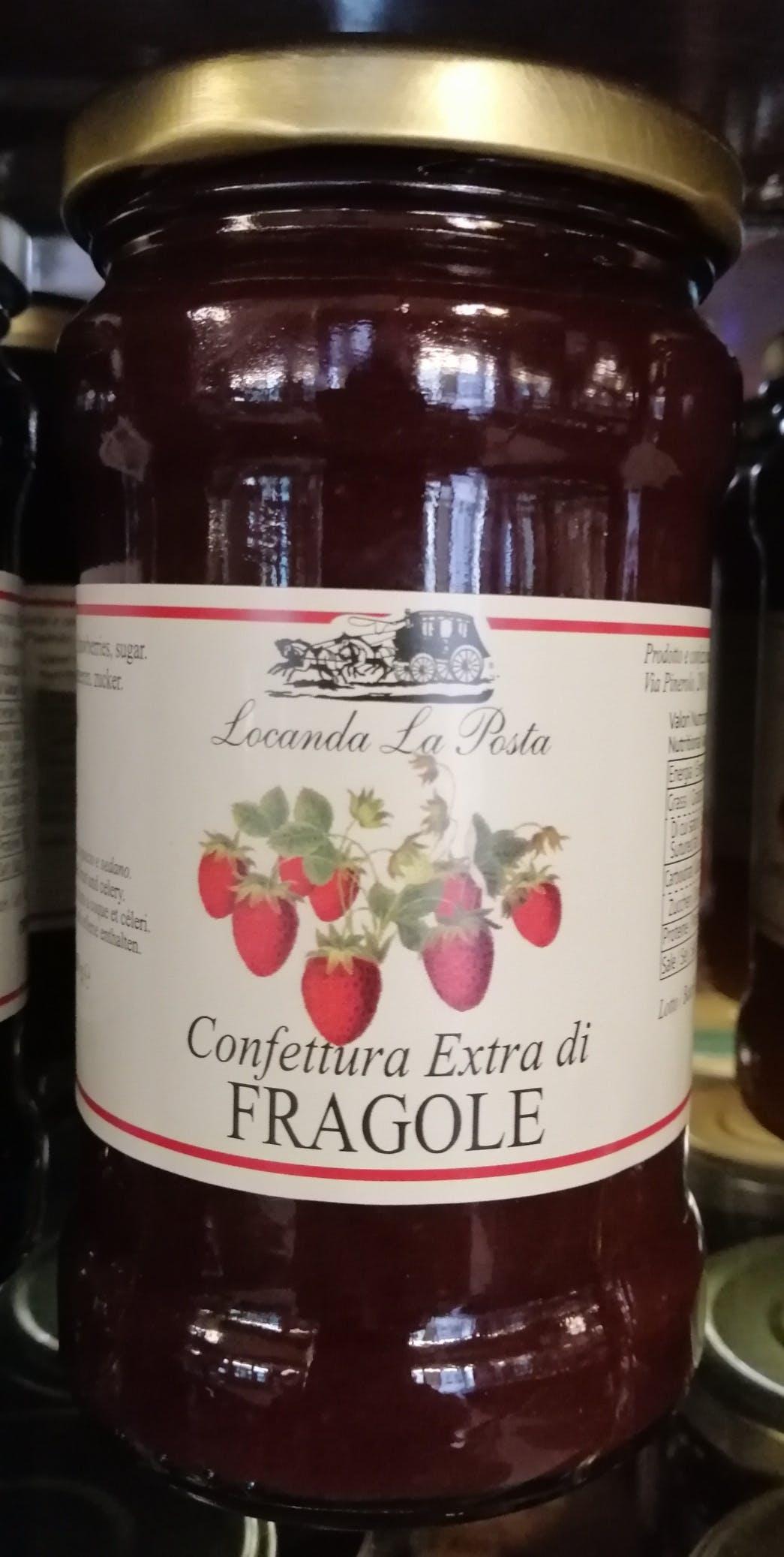 Fragole, Confettura extra