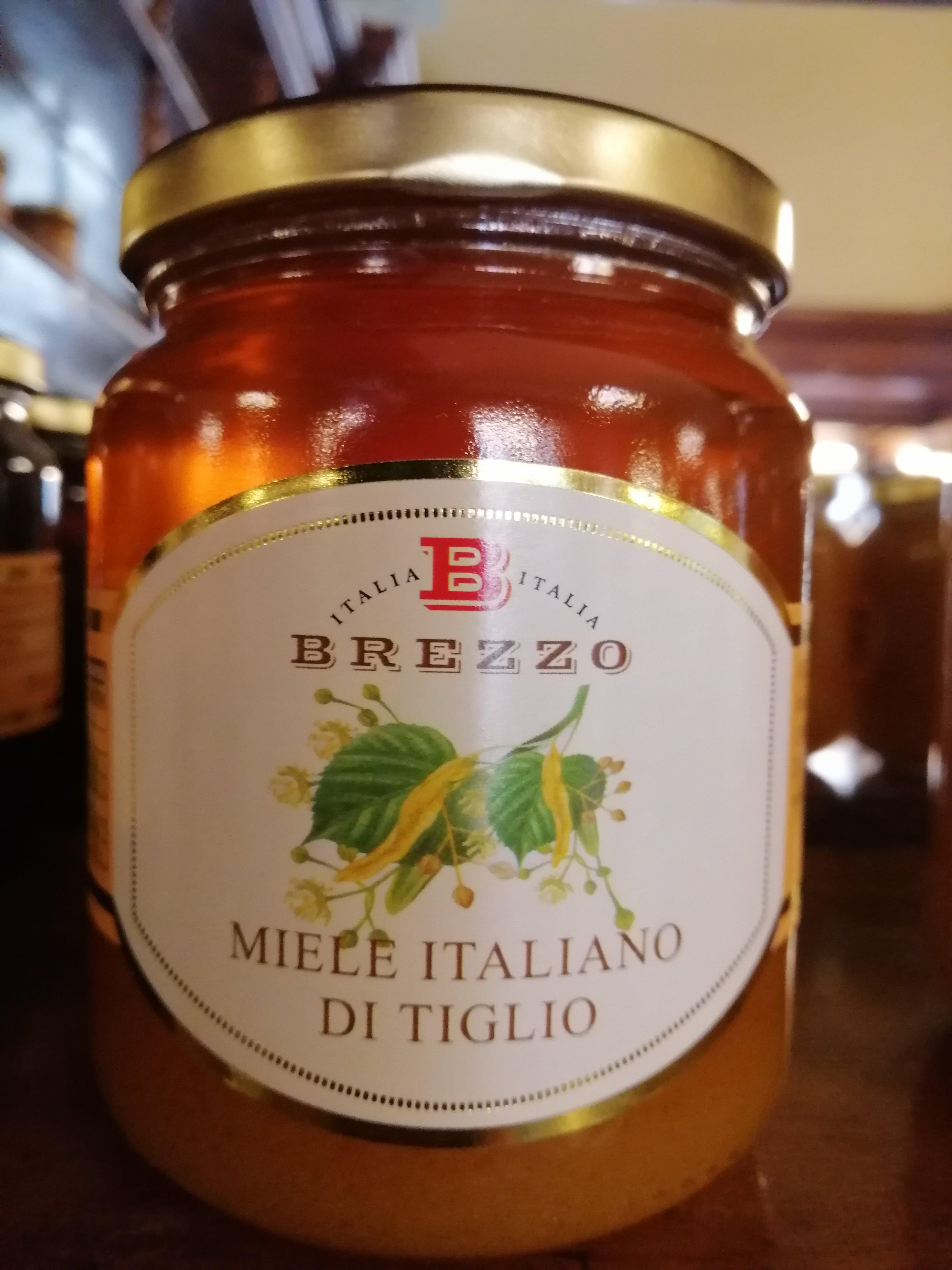 Miele di Tiglio, italiano