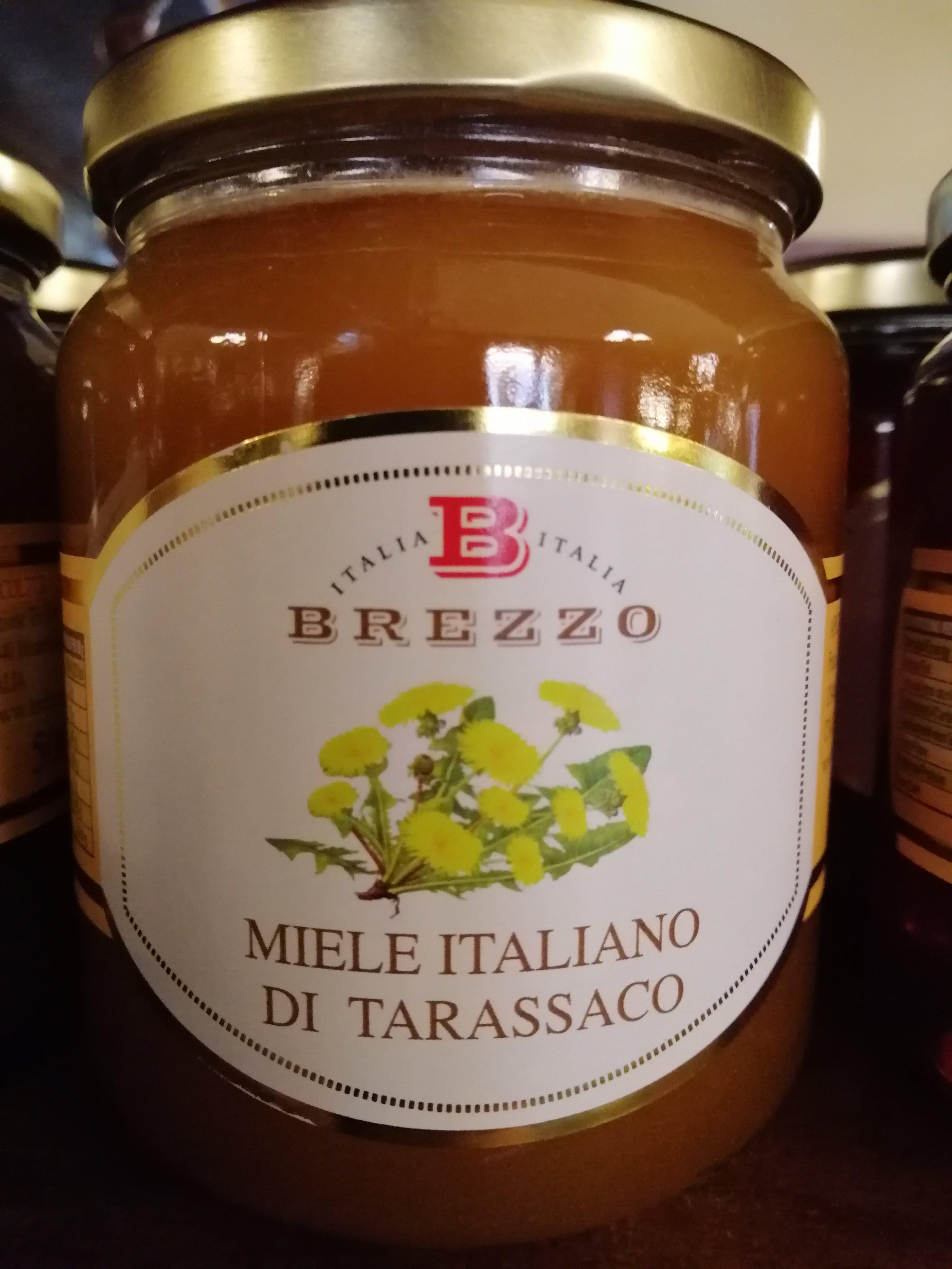 Miele di Tarassaco, italiano