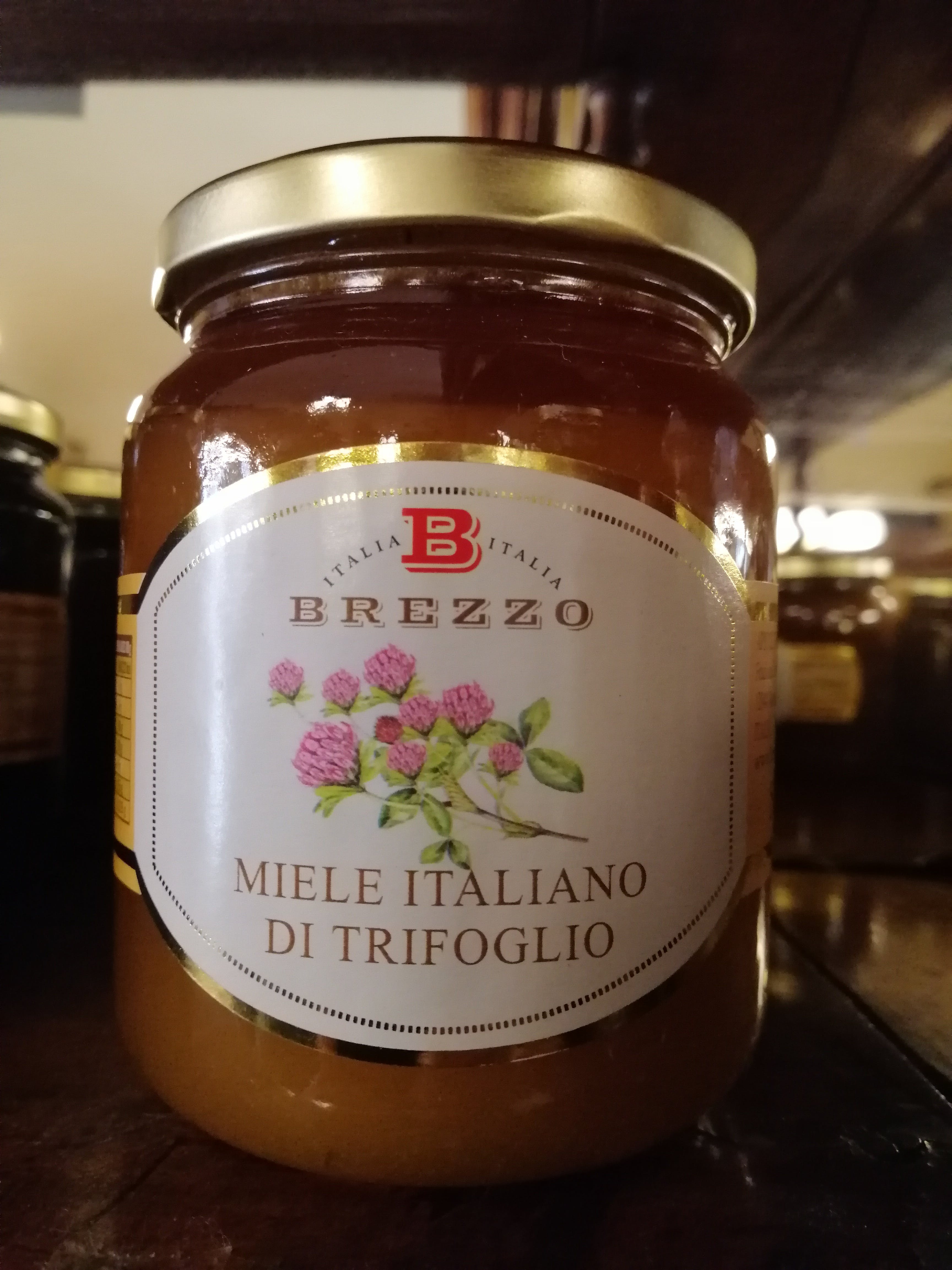 Miele di Trifoglio, italiano
