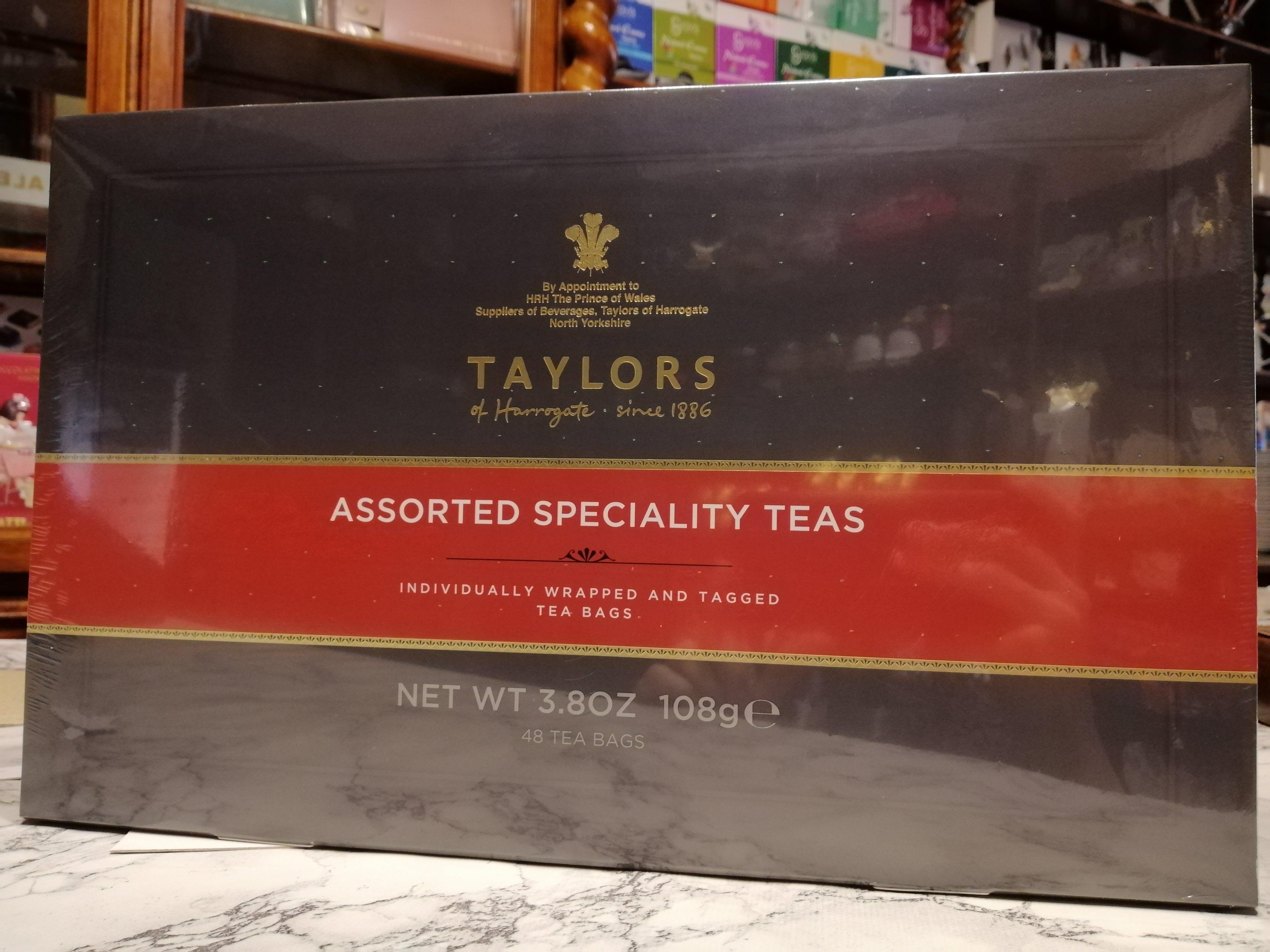 Cofanetto di tè