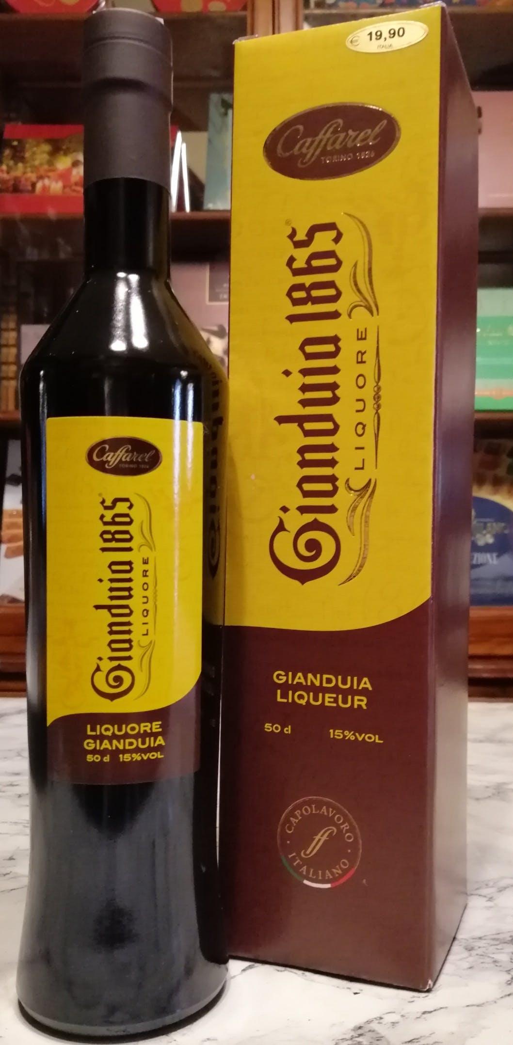 Liquore al Gianduia