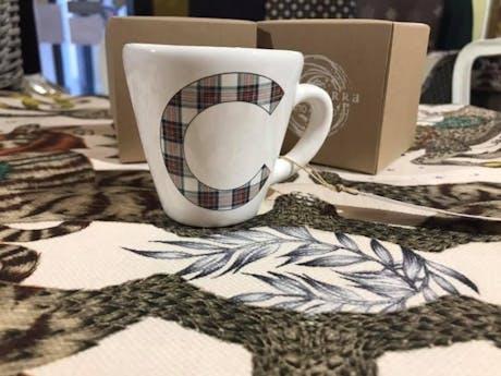 Tazzine da caffè natalizie