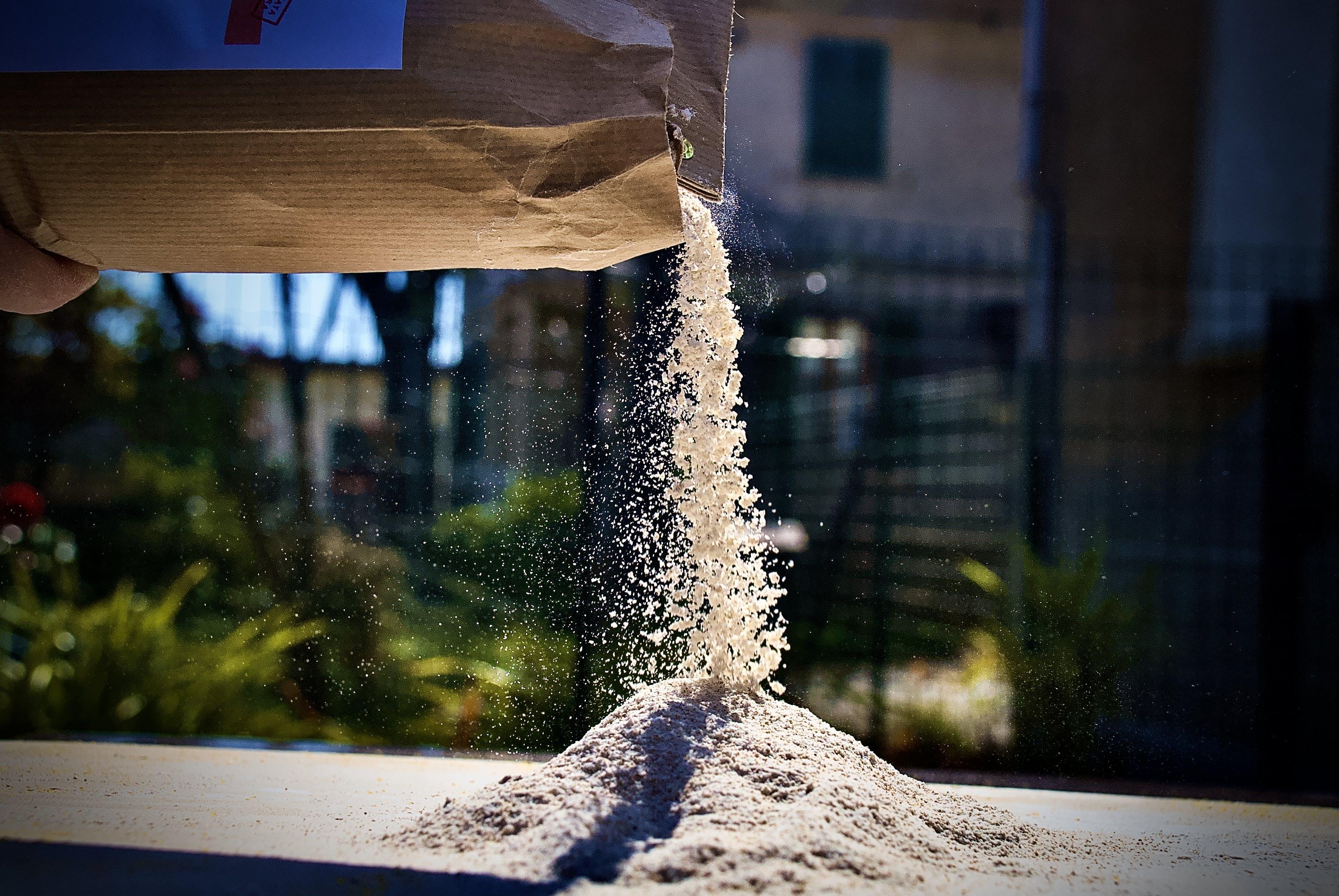 Farina Semintegrale di grano tenero Rebelde 1 kg
