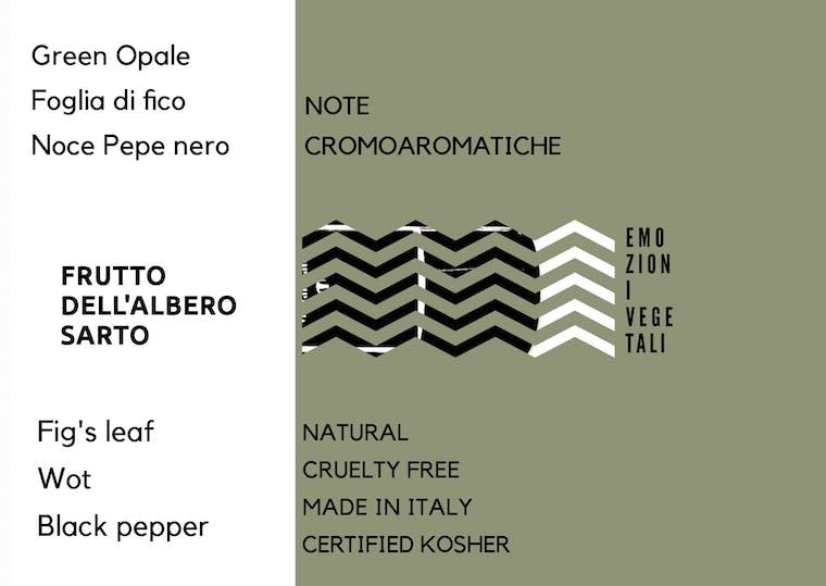 TESTER Frutto dell'Albero Sarto