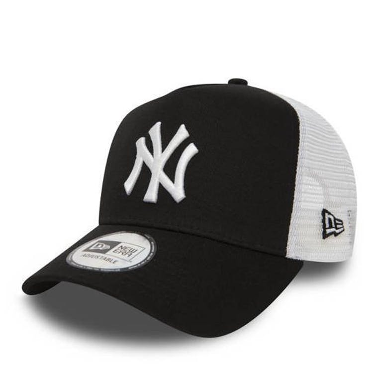 NEW ERA - A-FRAME TRUCKER - MLB - NEW YORK YANKEES BLKWHI