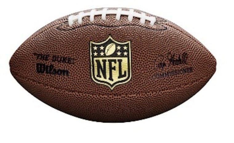 WILSON NFL TEAM LOGO MINI