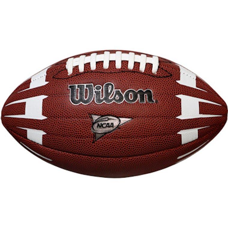 WILSON PALLA DA FOOTBALL - NCAA HYPERGRIP - JR