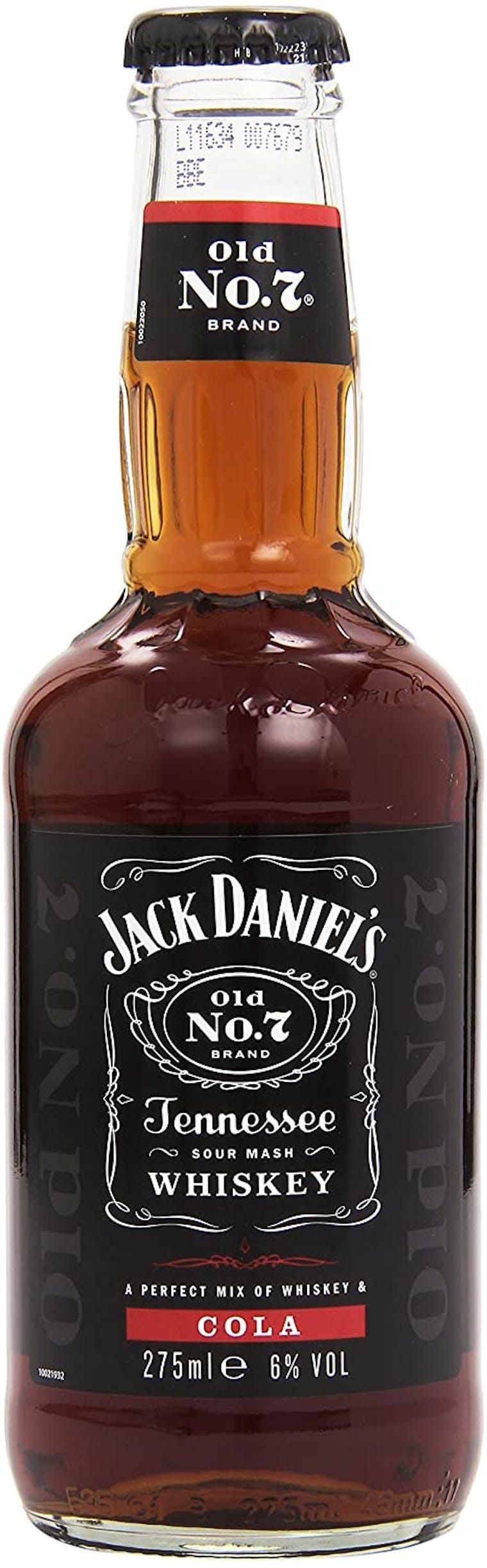 JACK DANIEL'S - MIX WHISKEY E COLA Disponibile in negozio