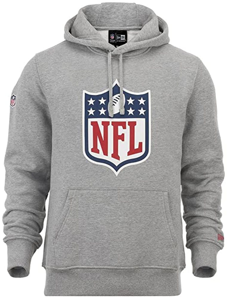 NEW ERA - NFL - FELPA CON CAPPUCCIO - LOGO NFL G