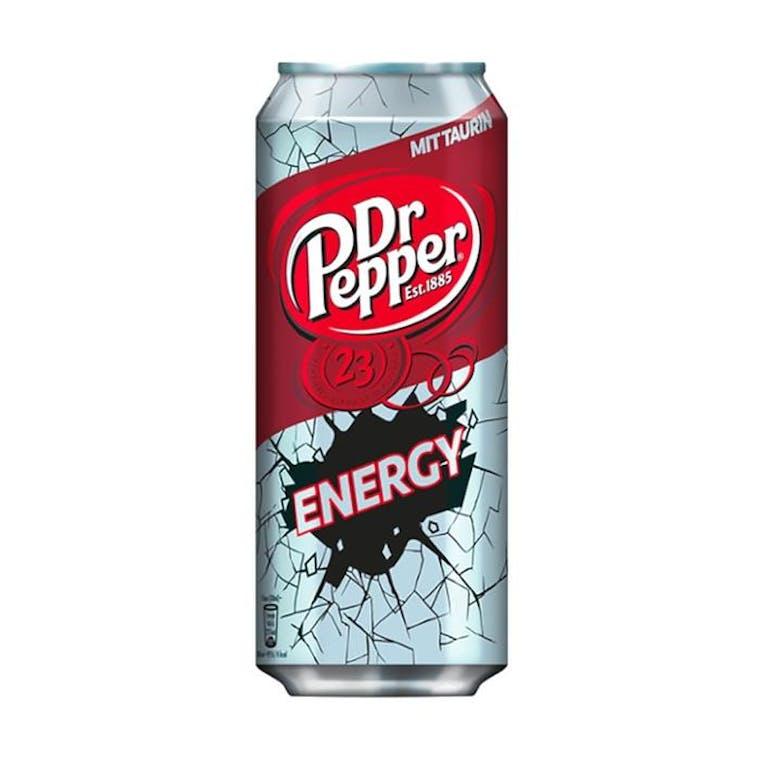 DR PEPPER - ENERGY DRINK