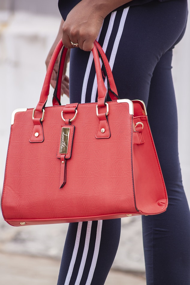 Red Samerian Bag