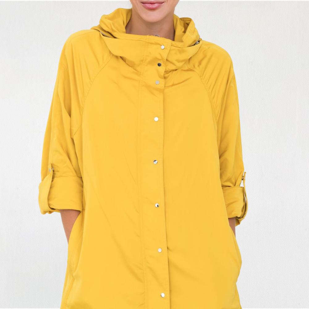 Soul Train Fashions - Yellow coat