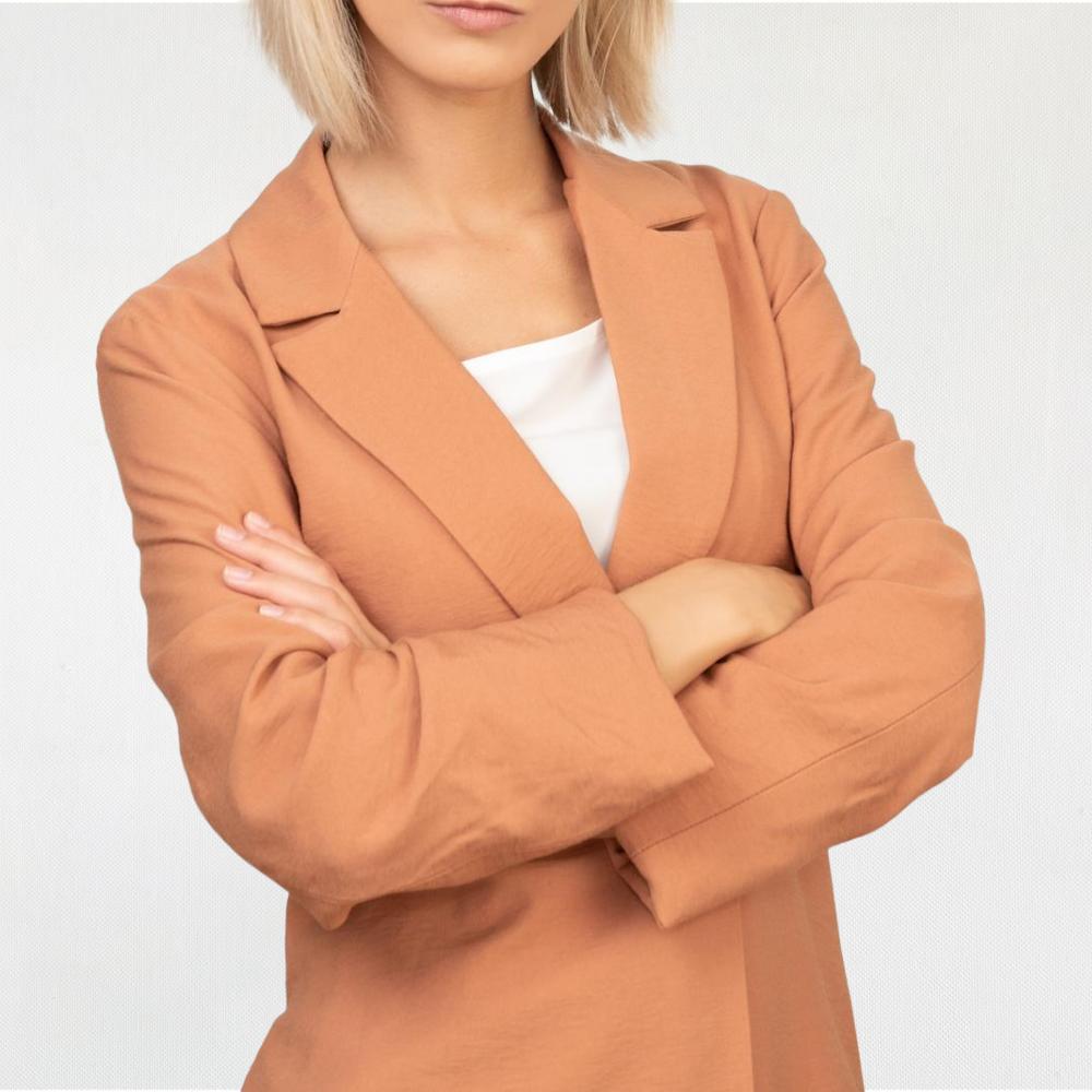Youth World Orange jacket